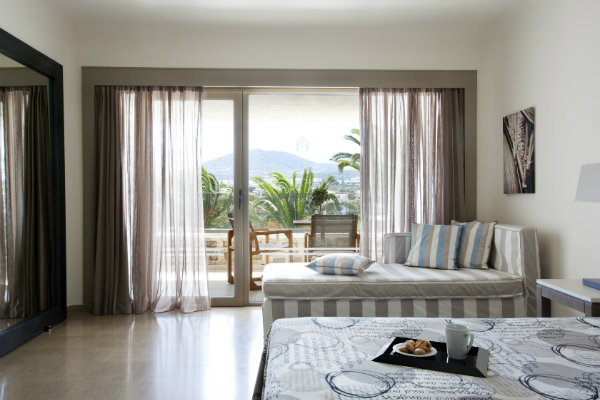 sea view room crete