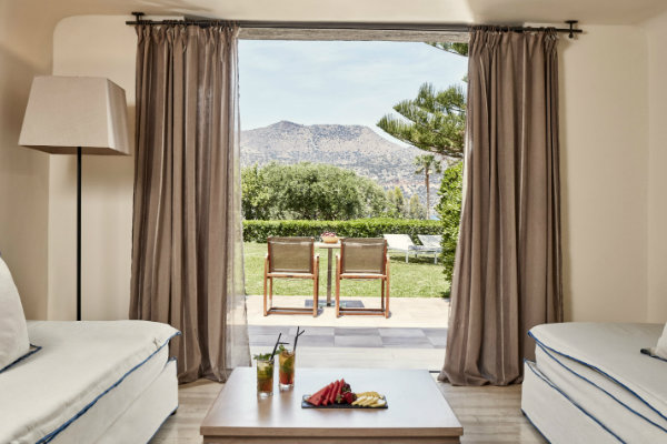 suite seaview crete